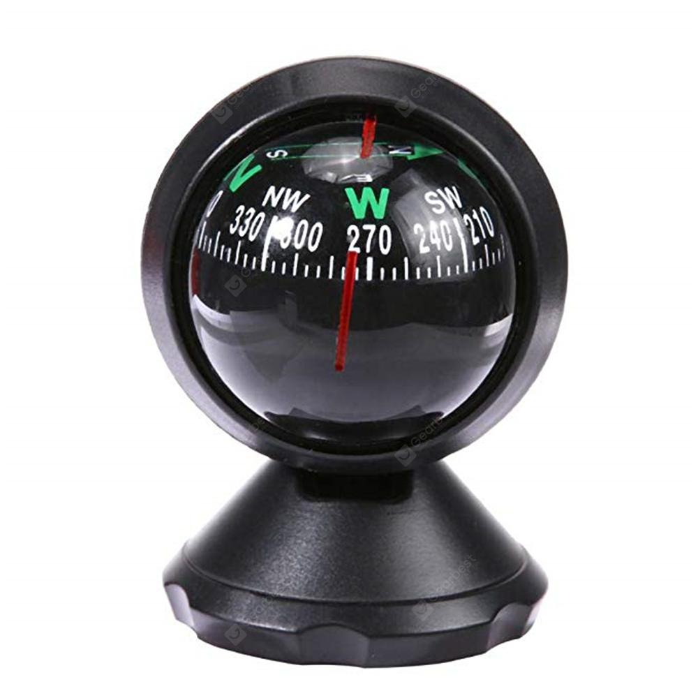 Mini Car Dashboard Mount Truck Boat Suction Cup Dial Compass Ball Navigation Hot