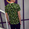 3D Summer Fashion Men Camouflage Printed Short-Sleeved T-Shirt - MULTI