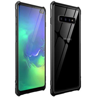 For Samsung Galaxy S10+ Series King Button Mobile Phone Shell