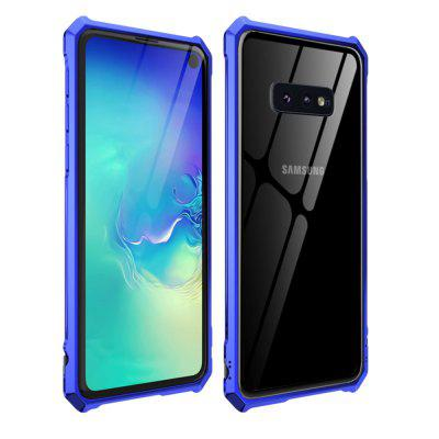 For Samsung Galaxy S10E Series King Button Mobile Phone Shell