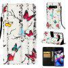 Voor Samsung GALAXY S10 3D Painted Cover - MULTI-W