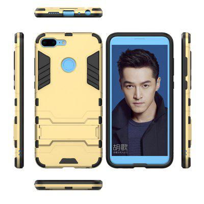 For HUAWEI Honor 9 Lite Cool Two-In-One Shelf Protection Case