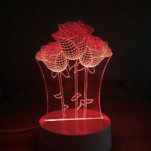 Bodybuilder Sports Character Customized 3d Night Lamp Seven Colourful Touch Control 3d Desk Lamp Atmosphere Gift Table Lamps Lights & Lighting Led Table Lamps