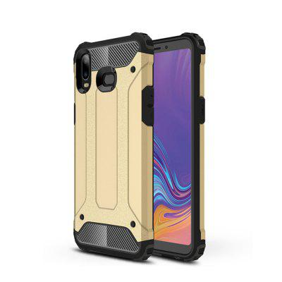 TPU Bumper Phone Back Case para Samsung Galaxy A6s