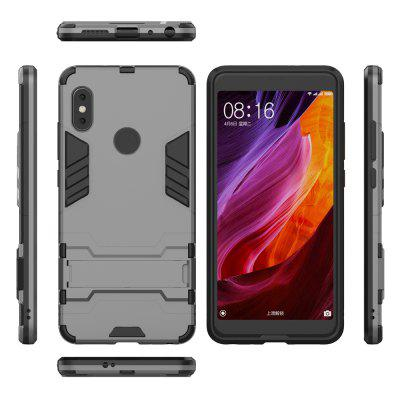 For Xiaomi Redmi Note 5 Cool Two-In-One Shelf Protection Case