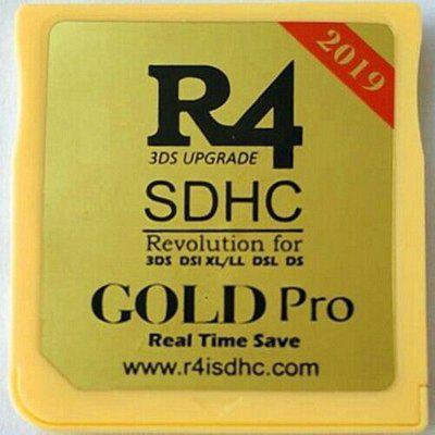 R4i Revolution Pro Cartridge - R4 Card for 3DS 2DS DSi XL. NEW 2019 Edition