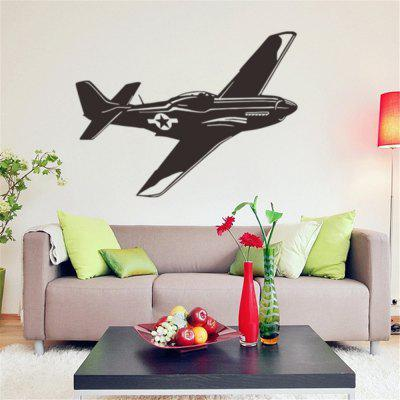 Blast Models Combat Aircraft Personality Living Room Bedroom TV Background Decor