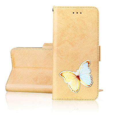 Wallet Flip Bracket leather Cover phones Case For Samsung Galaxy A3 2017 Cover