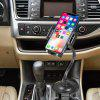 Rotatable Car Cup Holder Cell Phone Mount - BLACK