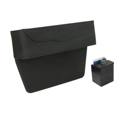Car Seat Crevice Storage Box Bag Gap Stowing Tidying for Phone Card Coin