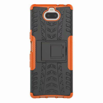 Shockproof Back Cover Armor Hard PC for Sony XA3 Phone Case