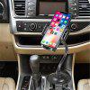 Universal Cup Holder Cell Phone Mount Long Neck - BLACK
