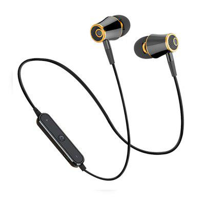 Bluetooth-hoofdtelefoon Super Bass Oortelefoon Sports Headset Sweatproof