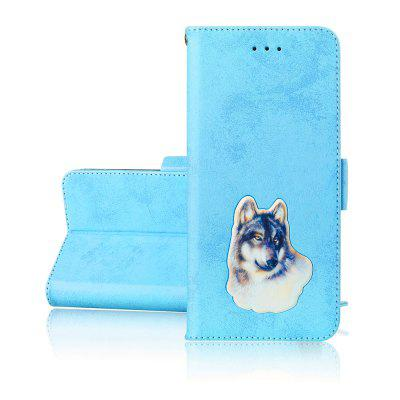 Portefeuille Flip Bracket cuir Cover phones Case Pour Xiaomi Redmi Note 6 Pro Cover