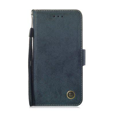 Simplicity leather Cover-telefoons Case Voor Huawei Mate 20 Pro Cover