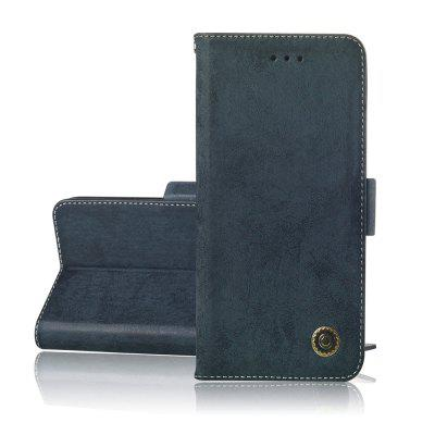 Simplicity leather Cover phones Hoesje voor Samsung Galaxy S10 Cover