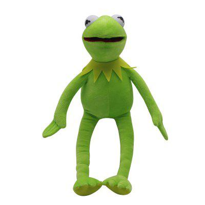 45cm Kermit Plush Toys Doll Stuffed Animal Kermit Toy Plush Frog Doll Kids
