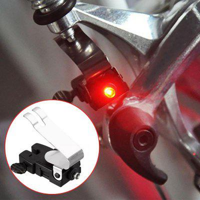 Brake Light LED Tail Light Safety Warning Light for Bicycle Bike