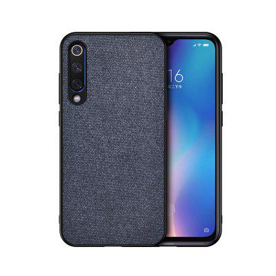 Fabric Mobile Phone Case for Xiaomi 9