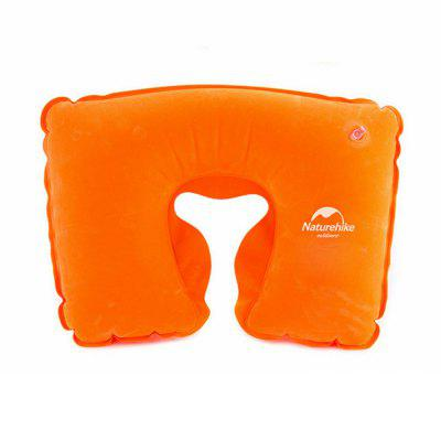 NatureHike Inflatable U-Shaped Neck Pillow for Travel