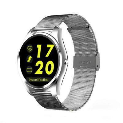V6 X8 Heart Rate and Blood Pressure Monitoring Information Push Smart Bracelet Image