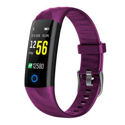 S5 Heart Rate Blood Pressure Blood Gas Monitoring IP68 Waterproof Smart Bracelet Image