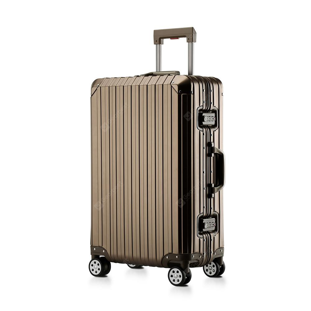 f98c467ba4 MATOM High - Class Business Aluminium - Valise en alliage de ...