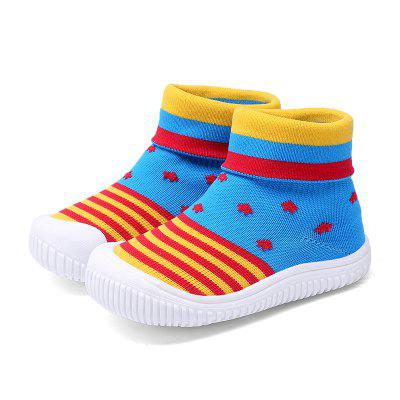 ChildrenS Shoes Lightweight Flat Toddler Baby