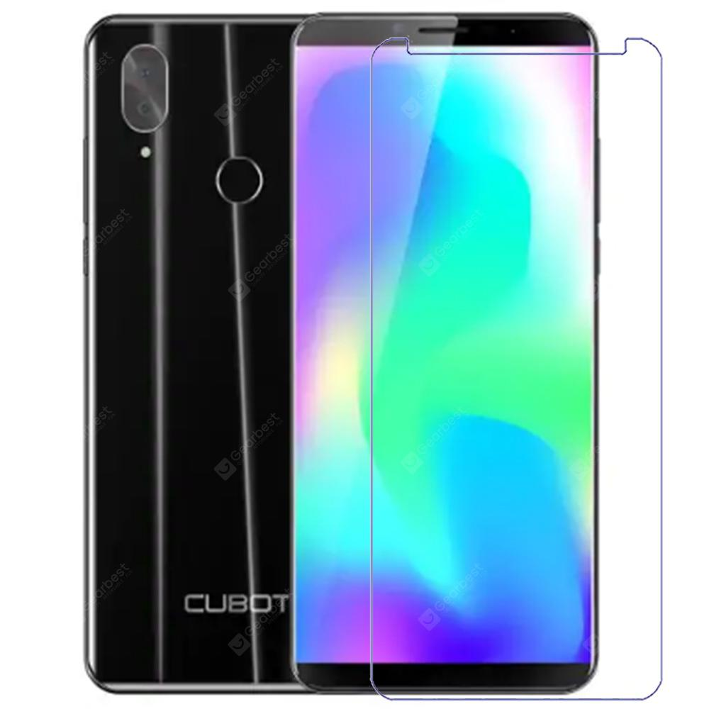 Gocomma Tempered Glass Screen Protector Film for Cubot X19