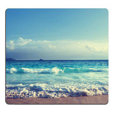 Haitian One Color Super Soft Non - Slip Natural Rubber Mouse Pad