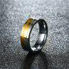 Couple Stainless Steel Rings Forever Love Ring Gold Silver Rings Jewelry - MULTI-B