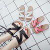 Comfortable Outdoor Female Slippers in Summer - PINK