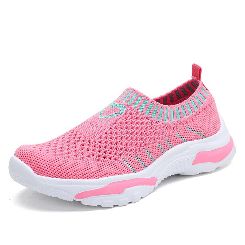 Summer Breathable Children'S Sports Shoes Girls Shoes