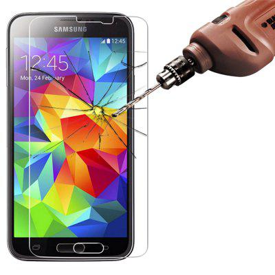 5Pcs 2.5D 9H Tempered Glass Screen Protector For Samsung Galaxy S5