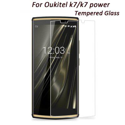 2.5D 9H Tempered Glass Screen Protector Film for Oukitel k7/k7 power