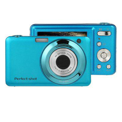 2.7 Inch Digital Camera 8X Optical Zoom Lens 24MP HD Children Camcorder