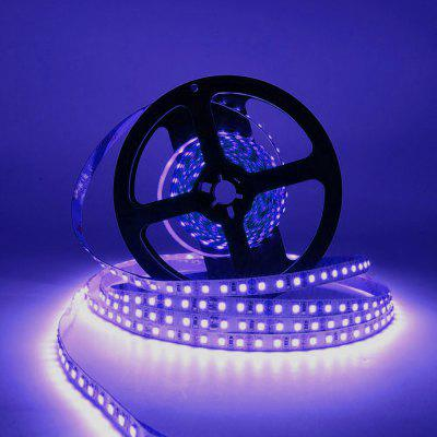 5M DeepDream Black Light UV 395-400nm 600 x 3528 SMD LEDs Flexible Strip DC12V