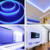5M DeepDream Black Light UV 395-400nm 600 x 3528 SMD LED's Flexibele Strip DC12V - PURPER