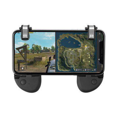 R8S Mobile Game Controller Trigger Grip and Gaming Joystick Gamepad for PUBG