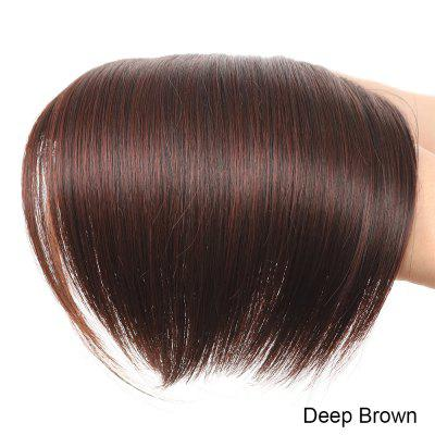 Women Hair Bangs Solid Color Fashionable Ladylike All Match Hair Extension