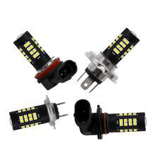H4 H7 H8 H11 9005 9006 H10 Car LED Fog Light Bulb DRL Daytime Running Lamp