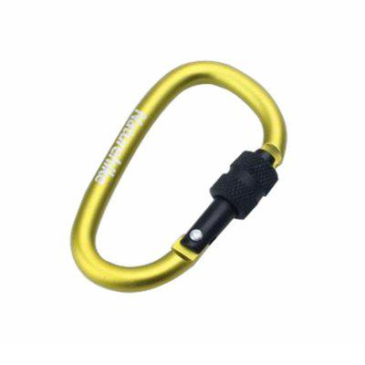 NatureHike 6cm Type-D Alloy Quick Release Buckle Multifunctional Safety Lock