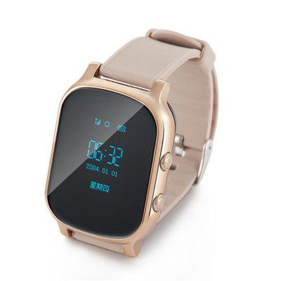 Gps Positioning T58 Smart Watch Phone Anti-Lost Ring Positioning Tracking Image