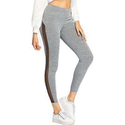 Women's Elastic Sports Yoga Pants