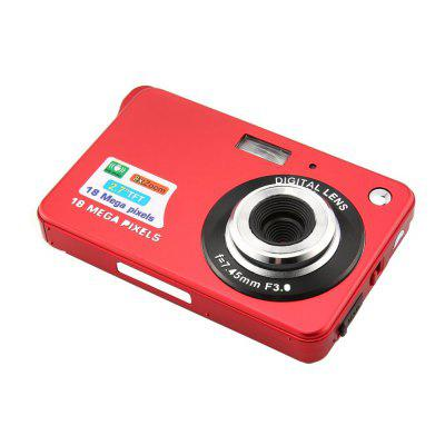 Children Portable Mini Camera 2.7quot720P 18MP 8x Zoom TFT LCD HD Digital Cam
