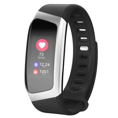 E18 Heart Rate Sleep Monitoring Multi-Movement Mode Message Push Smart Bracelet Image