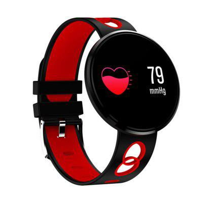 IP68 Waterproof Heart Rate Sleep Monitor Supports Remote Camera Smart Watch Image