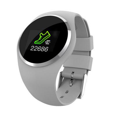 V6 Q1 Heart Rate and Blood Pressure Monitoring Waterproof Smart Bracelet Image