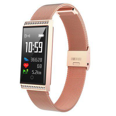 X11 Women Smart Watch IP68 Heart Rate Monitor Blood Pressure Fitness Tracker Image