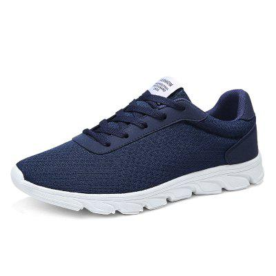 New Mesh Men Casual Shoes Men Lightweight Breathable Walking Sneakers